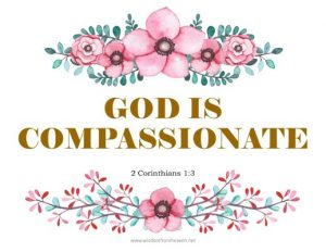 god is compassionate
