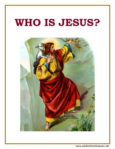 who is jesus
