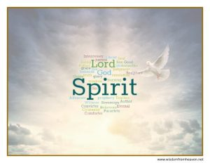 names and titles of the holy spirit